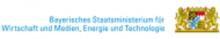 Logo Bayerisches Staatsministerium Wirtschaft